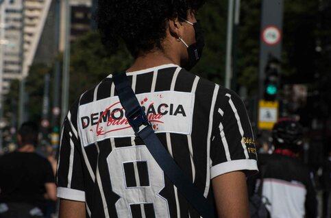 Au Brésil, l'engagement des ultras transcende les rivalités sportives