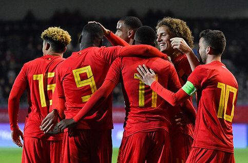 Le match de qualification pour l'Euro U21 Allemagne – Belgique en direct sur Proximus Pickx