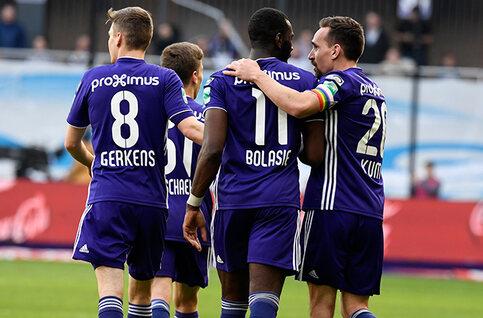 Jupiler Pro League: Bekijk alle doelpunten van speeldag 27
