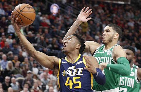 Deze wedstrijden uit de NBA kan je deze week live bekijken