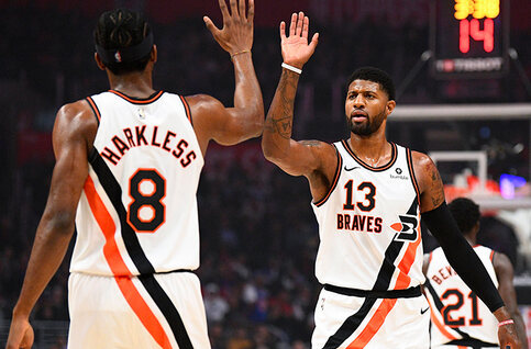 Vivez les matchs des LA Lakers et LA Clippers en direct sur Eleven Sports