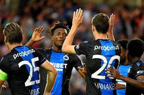 Le Club Bruges pourra-t-il préserver son avantage à Kiev ?