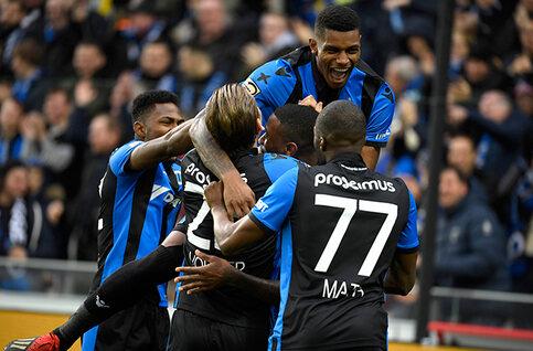 Jupiler Pro League: Bekijk alle doelpunten van speeldag 17