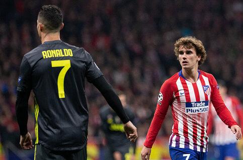 Ligue des champions : CR7 et la Juve peuvent-ils renverser l'Atlético ?
