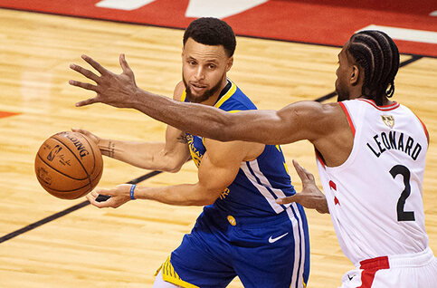 Play-offs NBA : Golden State - Toronto, match de titans à suivre sur Proximus TV via Eleven Sports