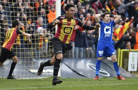 L'équipe Proximus League de la saison // CENTRE-AVANT // Igor De Camargo (KV Mechelen)