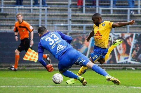 L'équipe Proximus League de la saison // GARDIEN // Theo Defourny (Tubize)
