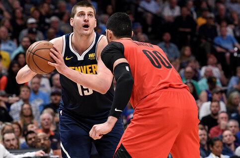 Triple portion de Nuggets cette semaine en NBA