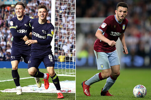 Qui de Derby County ou d'Aston Villa rejoindra la Premier League ?
