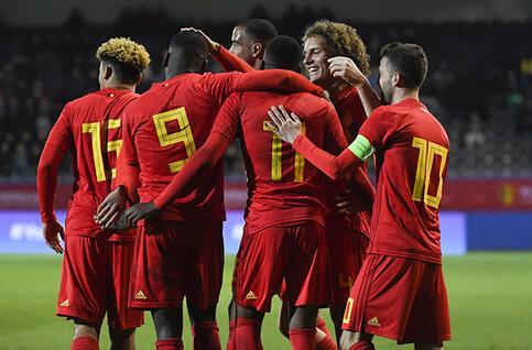 Suivez la rencontre U21 Danemark - Belgique en direct et en exclusivité sur Proximus TV !
