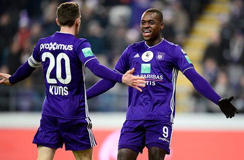 Jupiler Pro League: Bekijk alle doelpunten van speeldag 21