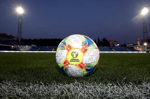 Euro 2020 : suivez toutes les rencontres de qualification en direct sur Proximus TV !