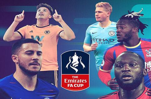 FA Cup : place aux 1/8es dont un choc Chelsea - Manchester United !
