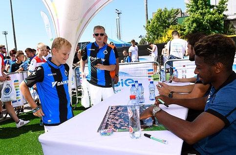 De Fandag van Club Brugge staat voor de deur!