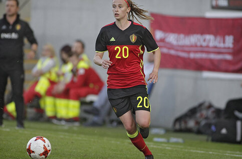 Suivez les Red Flames face à la France en direct sur Proximus TV !