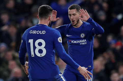 Wat kan Hazard tegen Barcelona in de UEFA Champions League?
