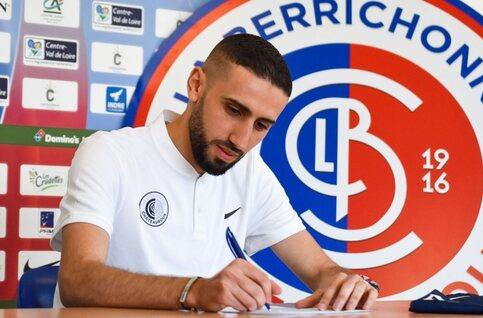 Amir Nouri quitte Roulers pour rejoindre la Ligue 2 française