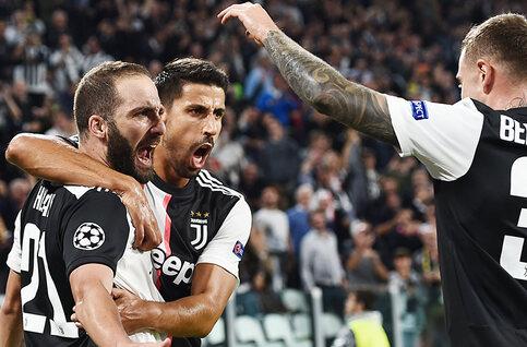 Inter Milaan - Juventus: topaffiche in de Serie A