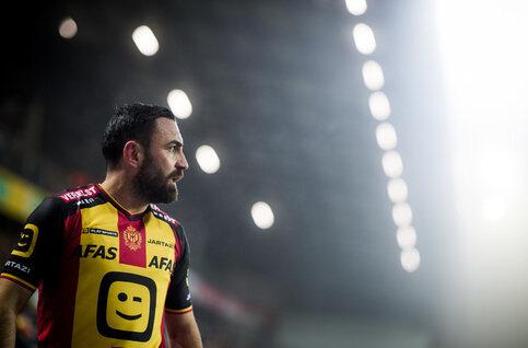 L'équipe Proximus League de la saison // TRIANGLE MEDIAN // Onur Kaya (KV Mechelen)