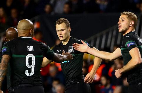 Welke clubs nemen een optie op de groepsfase van de UEFA Champions League?