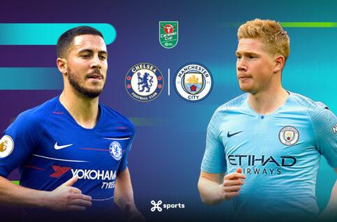 Qui de Chelsea ou Manchester City remportera le premier trophée de la saison en Angleterre ?