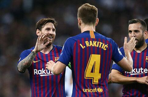 UEFA Champions League: Alle doelpunten van de tweede speeldag