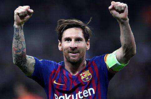 700 goals voor Lionel Messi: de statistieken
