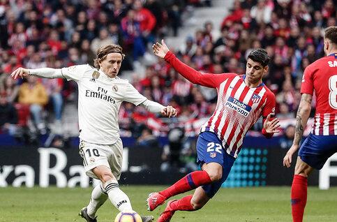 Atlético – Real : premier derby madrilène ce samedi pour Eden Hazard