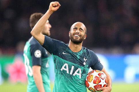 UEFA Champions League: Bekijk de knotsgekke terugkeer van Tottenham