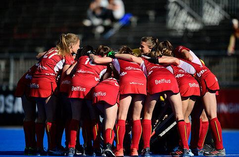 FIH Pro League: Bekijk de wedstrijd van de Red Panthers tegen Australië live