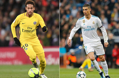 Real Madrid - PSG: clash der titanen in de UEFA Champions League