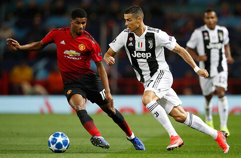 UEFA Champions League: maakt Juventus Manchester United af?