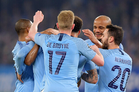 UEFA Champions League: Bekijk alle doelpunten van de achtste finales
