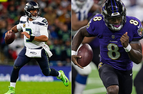 Seahawks – Ravens : deux équipes qui courent vers les play-offs en NFL