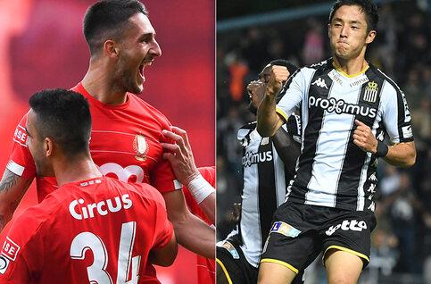 Standard – Charleroi : un derby wallon qui promet