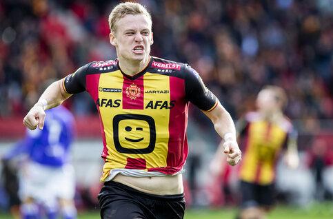 L'équipe Proximus League de la saison // AILIER GAUCHE // Nikola Storm (KV Mechelen)