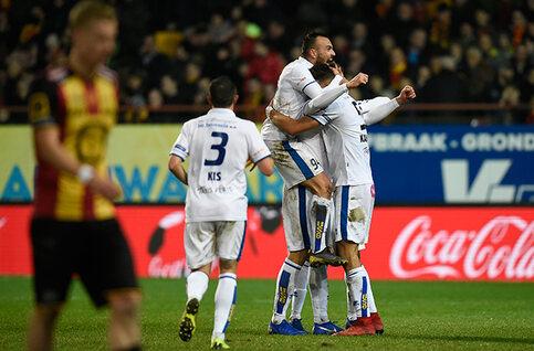 Proximus League: Bekijk alle doelpunten van de 27ste speeldag!