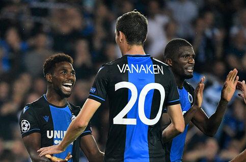 Start Club Brugge met een zege tegen Galatasaray in de UEFA Champions League?