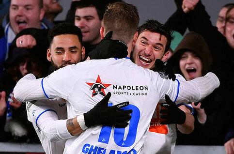 Jupiler Pro League: Bekijk alle doelpunten van de laatste speeldag
