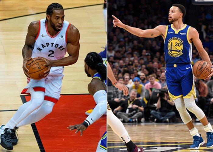 ca59682642b72 Play-offs NBA : Toronto et Golden State se disputeront le titre de  champion... sur Proximus TV !