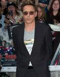 7) Robert Downey Jr.