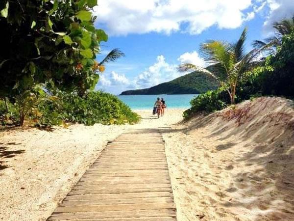 Flamenco Beach île De Culebra Porto Rico