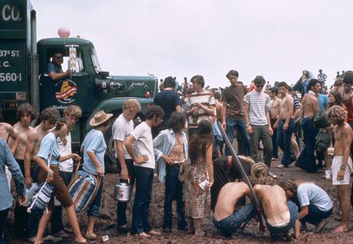 woodstock 40 jaar Ploeteren in de modder   Woodstock, 40 jaar na het ultieme festival woodstock 40 jaar