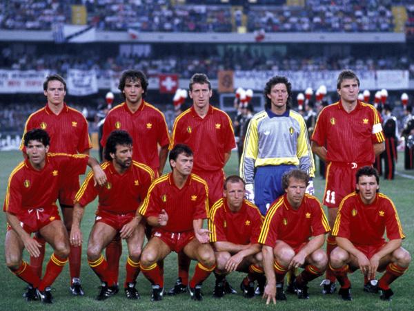 Coupe du monde 1986 11 - Finale coupe du monde 1986 ...