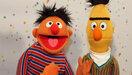Bert en Ernie zijn een koppel