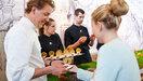 Qu'est-ce qui vous a donné envie de participer à Culinaria ?