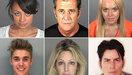 People : ces photos d'identité judiciaire qu'ils préféreraient cacher