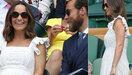 Pippa Middleton affiche son baby bump à Wimbledon