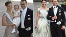 Huwelijken Madeleine en Carl Philip