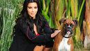 Kim Kardashian dépense une fortune pour offrir de faux testicules à son chien !